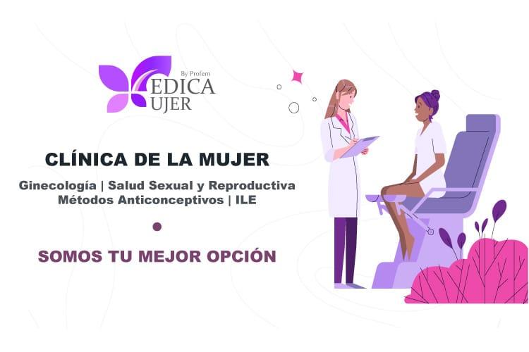 clínica de la mujer CDMX